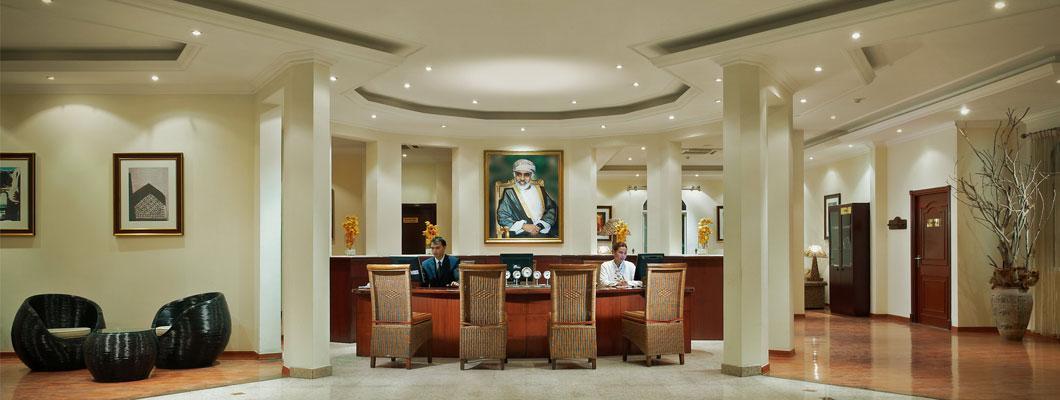 Hotel Muscat Oman